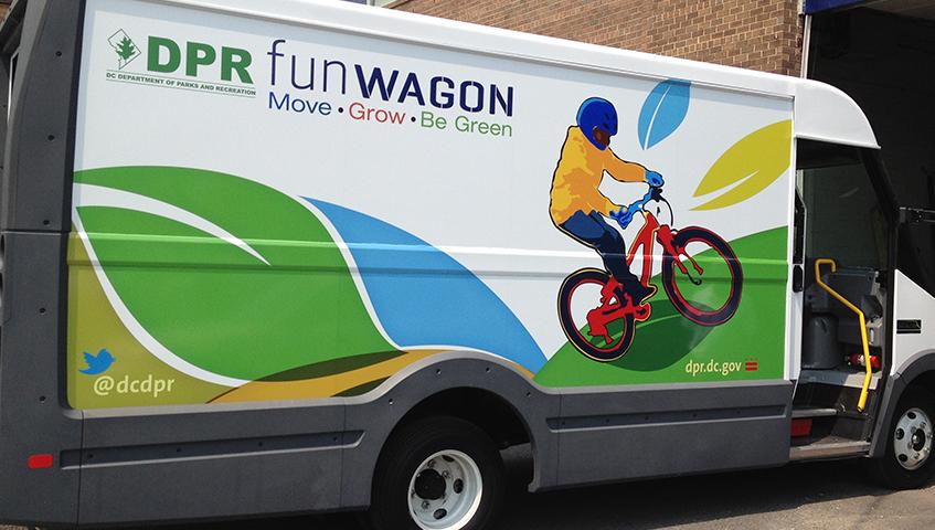 DPR Vehicle Graphics