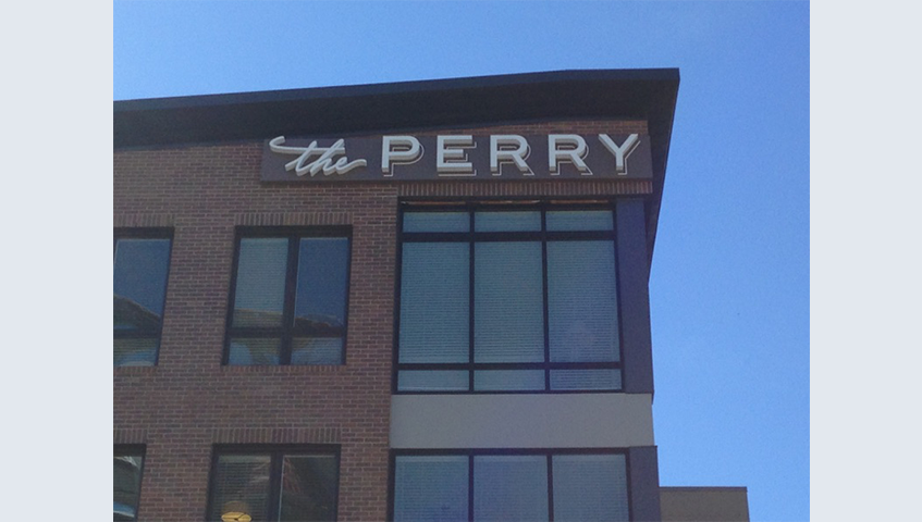 The Perry Building Identification