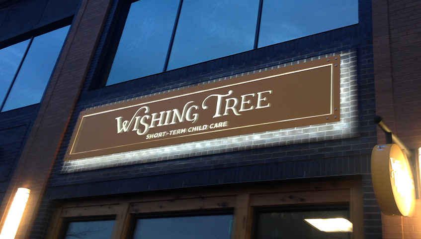 Wishing Tree Building Identification
